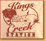 Kings Creek Station - Accommodation Mooloolaba