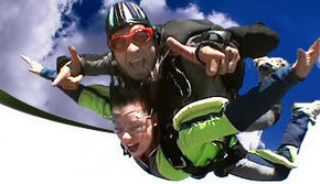 Adelaide Tandem Skydiving - Accommodation Mooloolaba