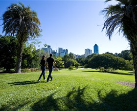 City Botanic Gardens - Accommodation Mooloolaba