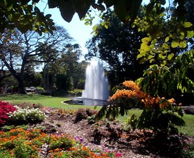 George Brown Darwin Botanic Gardens - Accommodation Mooloolaba