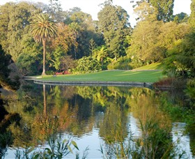 Royal Botanic Gardens Melbourne - Accommodation Mooloolaba