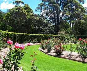 Wollongong Botanic Garden - Accommodation Mooloolaba
