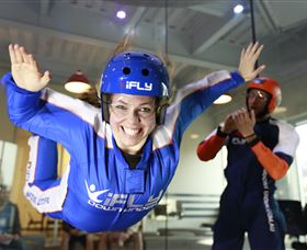 iFly Indoor Skydiving - Accommodation Mooloolaba