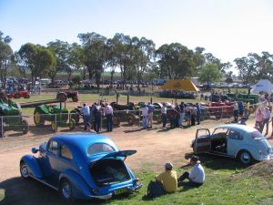 Quirindi Rural Heritage Village - Vintage Machinery and Miniature Railway Rally and Swap Meet - Accommodation Mooloolaba