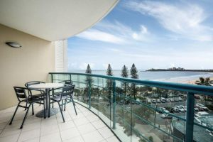 Beachside Mooloolaba Apartment with a View Mooloolaba