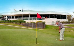 cluBarham Golf Resort - Accommodation Mooloolaba