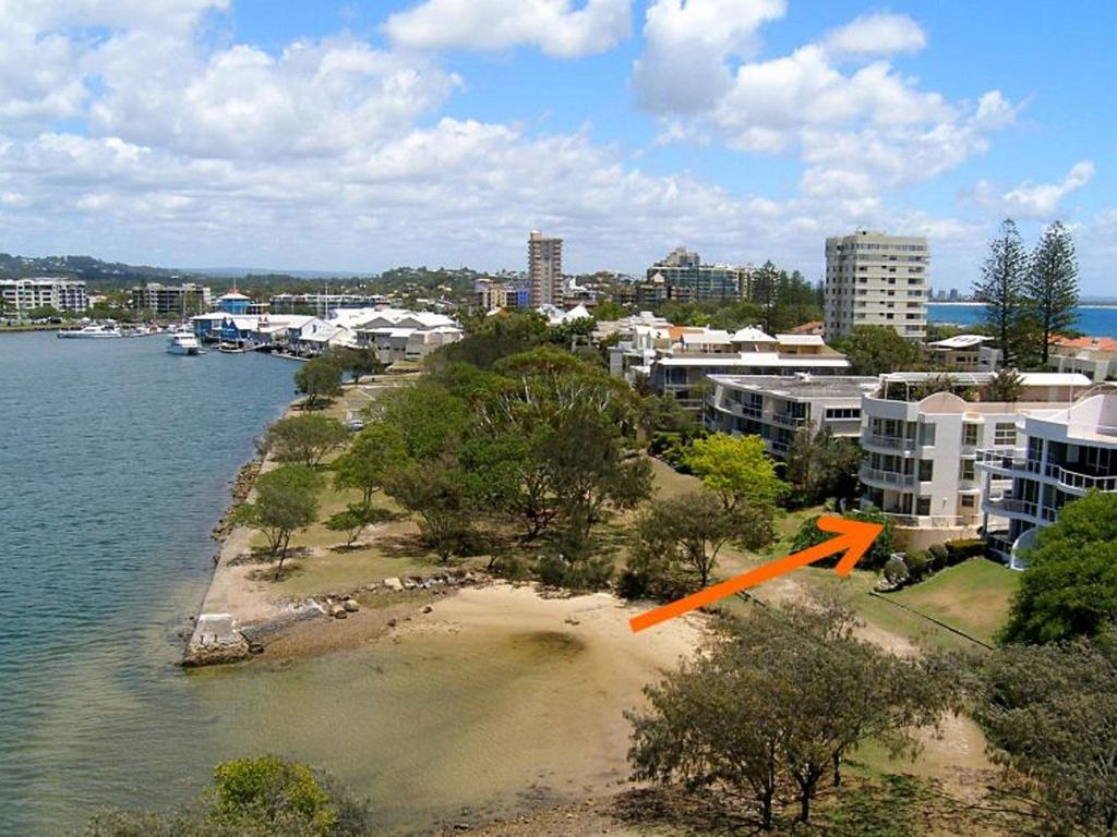 Mariner Cove 1 - 2 BDRM Apt On Parkyn Pde - Accommodation Mooloolaba
